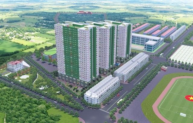 Mở bán dự án IEC Complex Tứ Hiệp Thanh Trì chung cư nhà ở xã hội tốt nhất