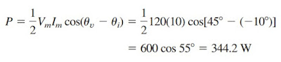 Average Power Formula