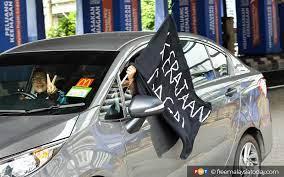 Malaysia Panas, Warga Konvoi Tuntut PM Muhyiddin Yassin Mundur