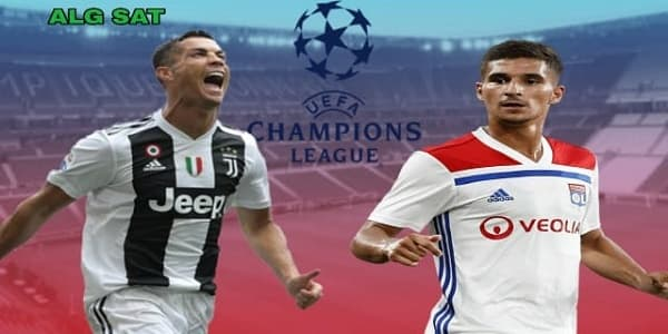 دوري أبطال أوروبا - يوفنتوس ضد ليون  -  يوفنتوس - ليون  -  يوفنتوس v ليون
