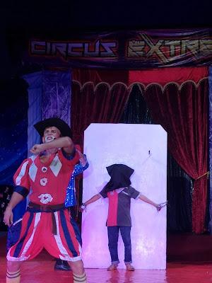 Tonton Circus Extreme oleh Great British Circus Malaysia di Terengganu