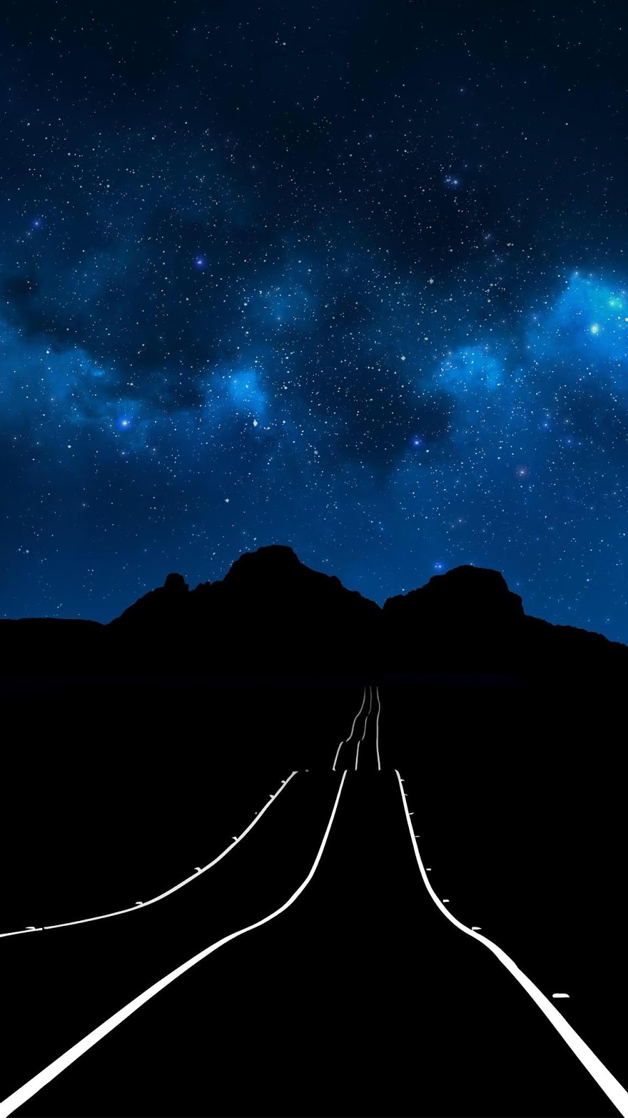 My current wallpaper, looks great on an Iphone X