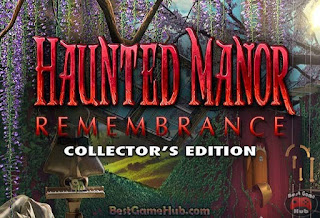 Haunted Manor Remembrance CE PC Game Free Download