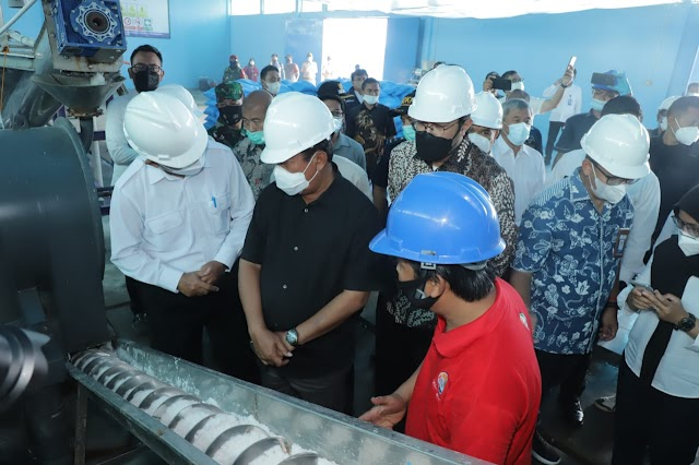 Serapan Rendah, Menteri Trenggono Dorong Koperasi Tingkatkan Daya Jual Garam