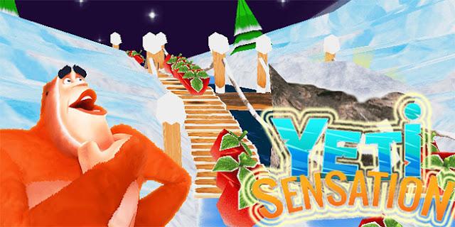 yeti-sensation
