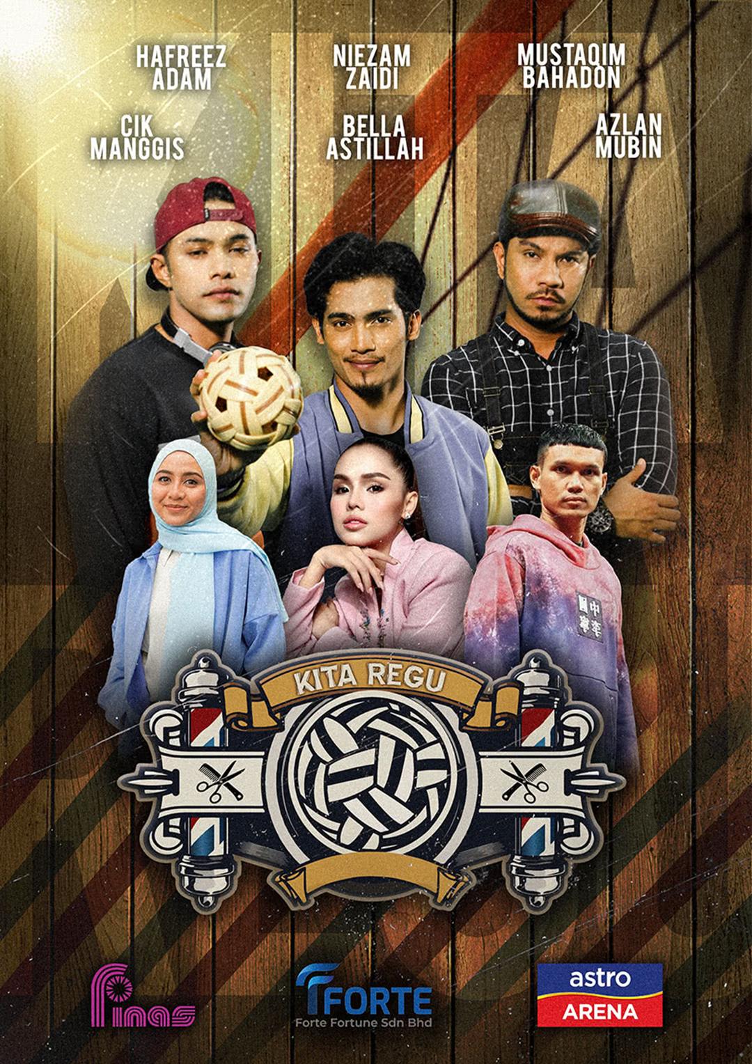 Drama Kita Regu Astro Arena