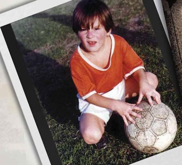 Sự thật không ngờ về căn bệnh hiểm nghèo Messi mắc phải từ nhỏ 2