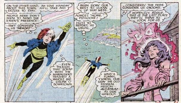 Gentlemen of Leisure: X-amining Uncanny X-Men #223