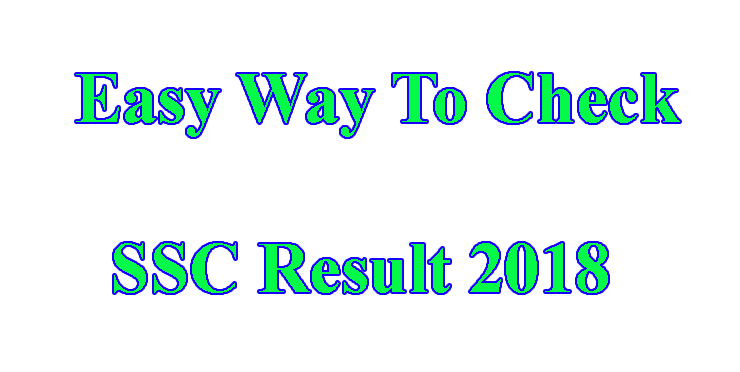 Easy Way To Check HSC Result 2018