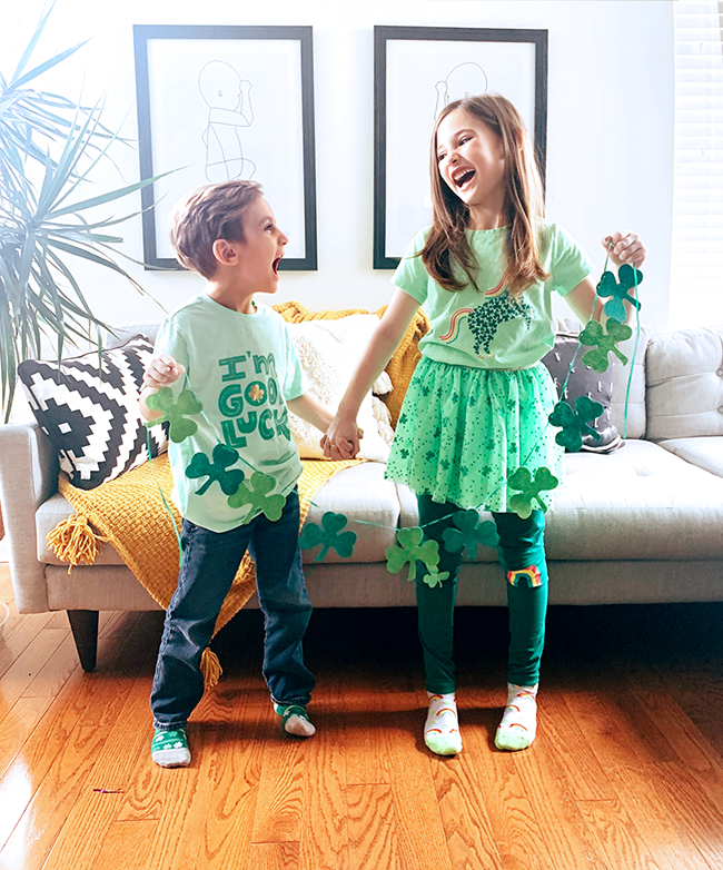 How to Celebrate St. Patricks at Home