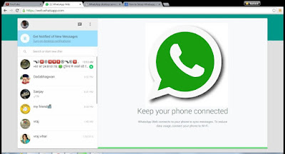 Whatsapp Web 1