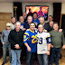 Mineola-Pacific parties on Superbowl Sunday