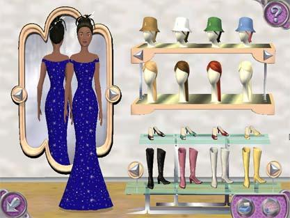 barbie fashion show an eye for style pc game Full Free ...