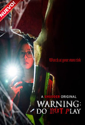 Warning Do Not Play 2019 DVD HD NTSC Sub