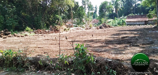 Tanah Kavling jalan Magelang Km 12