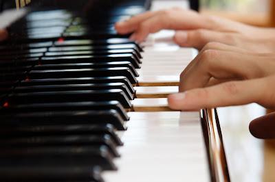 Piano Player Musician