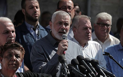 Ismail Haniyeh  alerta Israel sobre suspeito de terrorismo hospitalizado após interrogatório