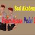 Contoh Soal Akademik Polri 2017