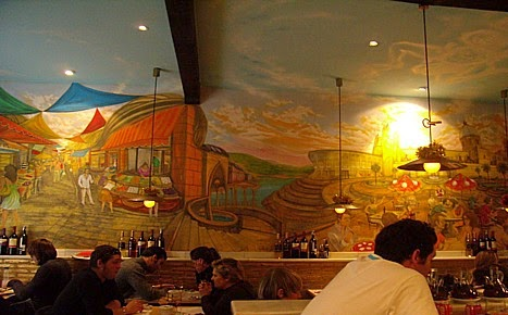 restaurante Il Pizzaiolo