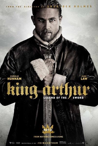 Film King Arthur: Legend of the Sword 2017 Bioskop