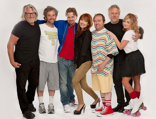 Now Check Out These Awesome Reunion Photos From November 2012 As A Benefit For The John Ritter Foundation