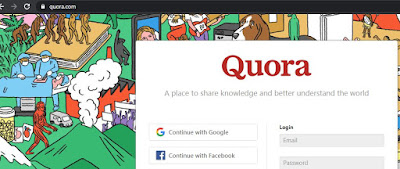 Strategy no. 2: Use of Quora