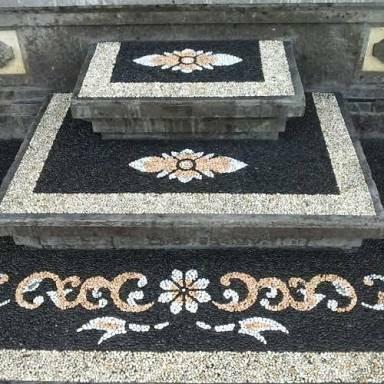 Desain Batu Sikat Bali