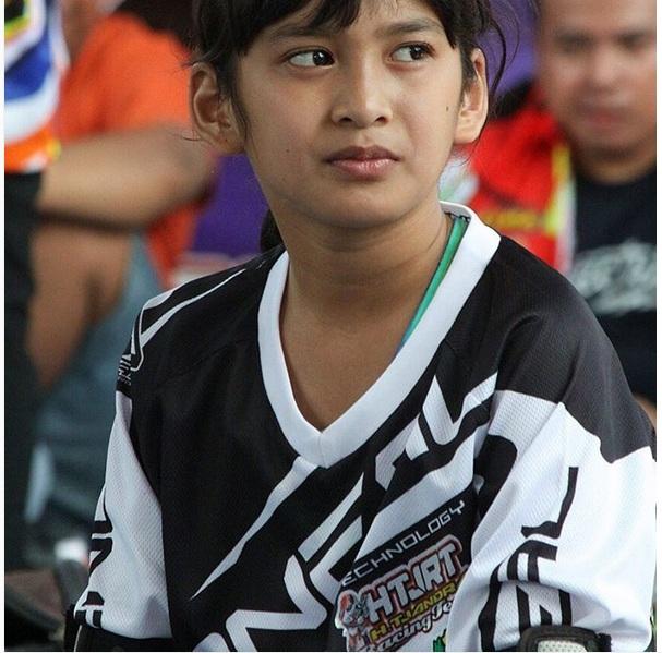 Foto Pembalap Motocross Indonesia   Otto Modifikasi