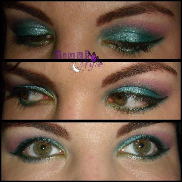 ivysaur makeup