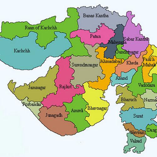 Gujarat Map Pdf