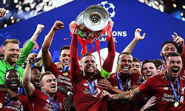 Liverpool es el nuevo campeón de Europa