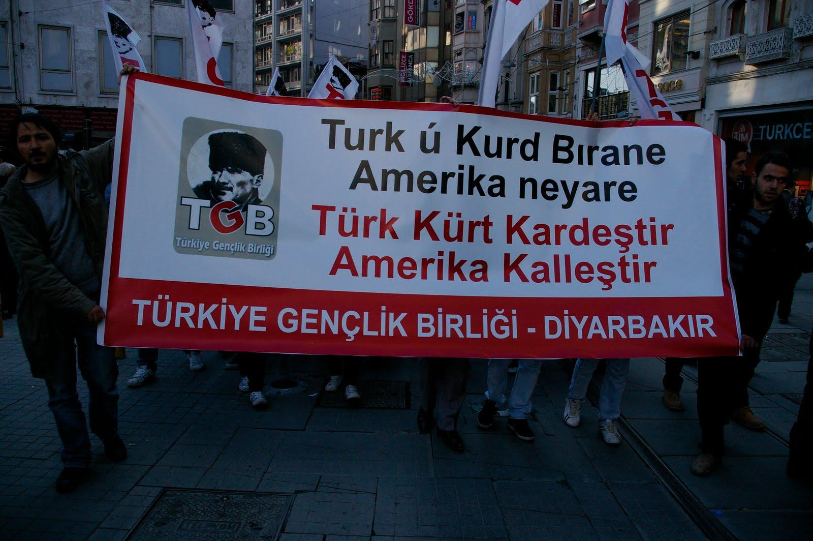 Türk Kürt Kardeştir