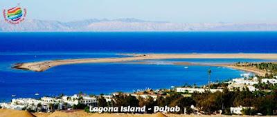 Lagona Island - Dahab - Egypt