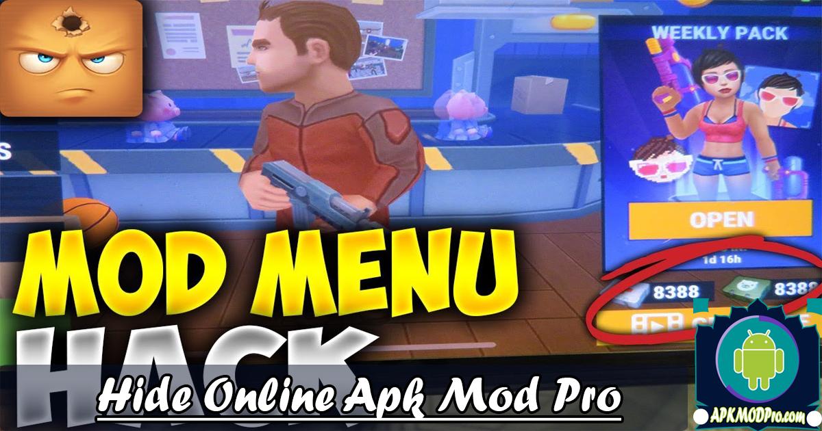 Download Hide Online MOD APK V4.0.0 (Unlimited Ammo) Terbaru 2020