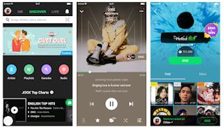 Aplikasi Pemutar Musik Populer