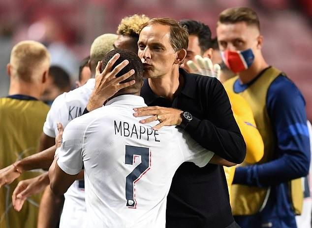 Mbappe: 'Không ai tin tôi có thể đá trận gặp Atalanta'
