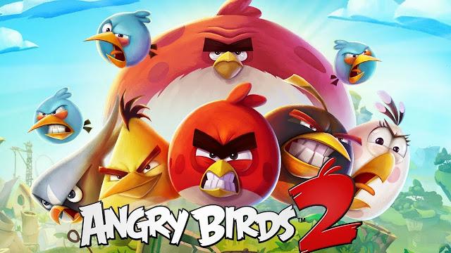 تحميل لعبة angry birds 2 مجانا للاندرويد