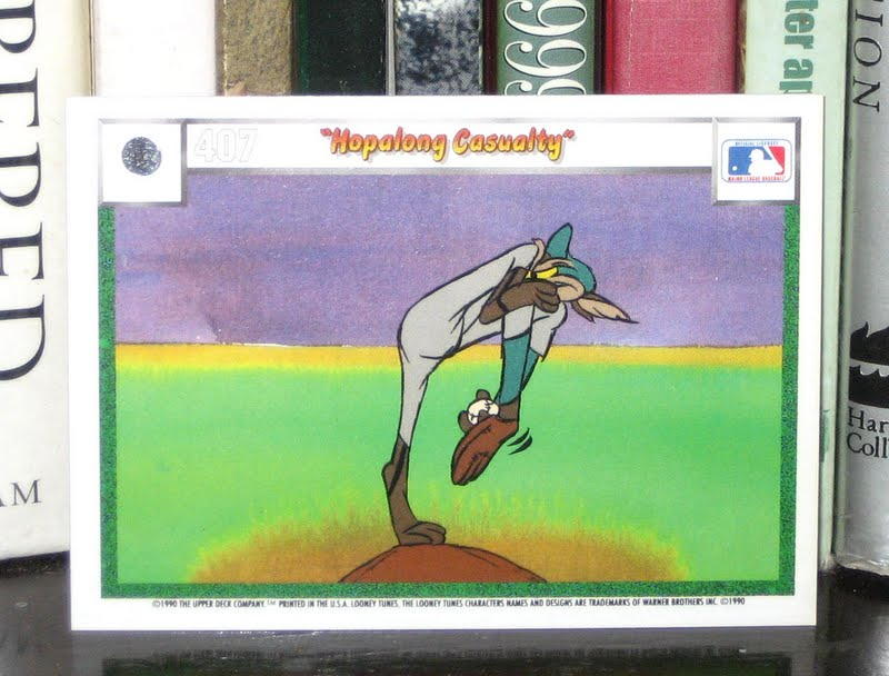 Percys Card Collection Looney Tunes Baseball Card 407