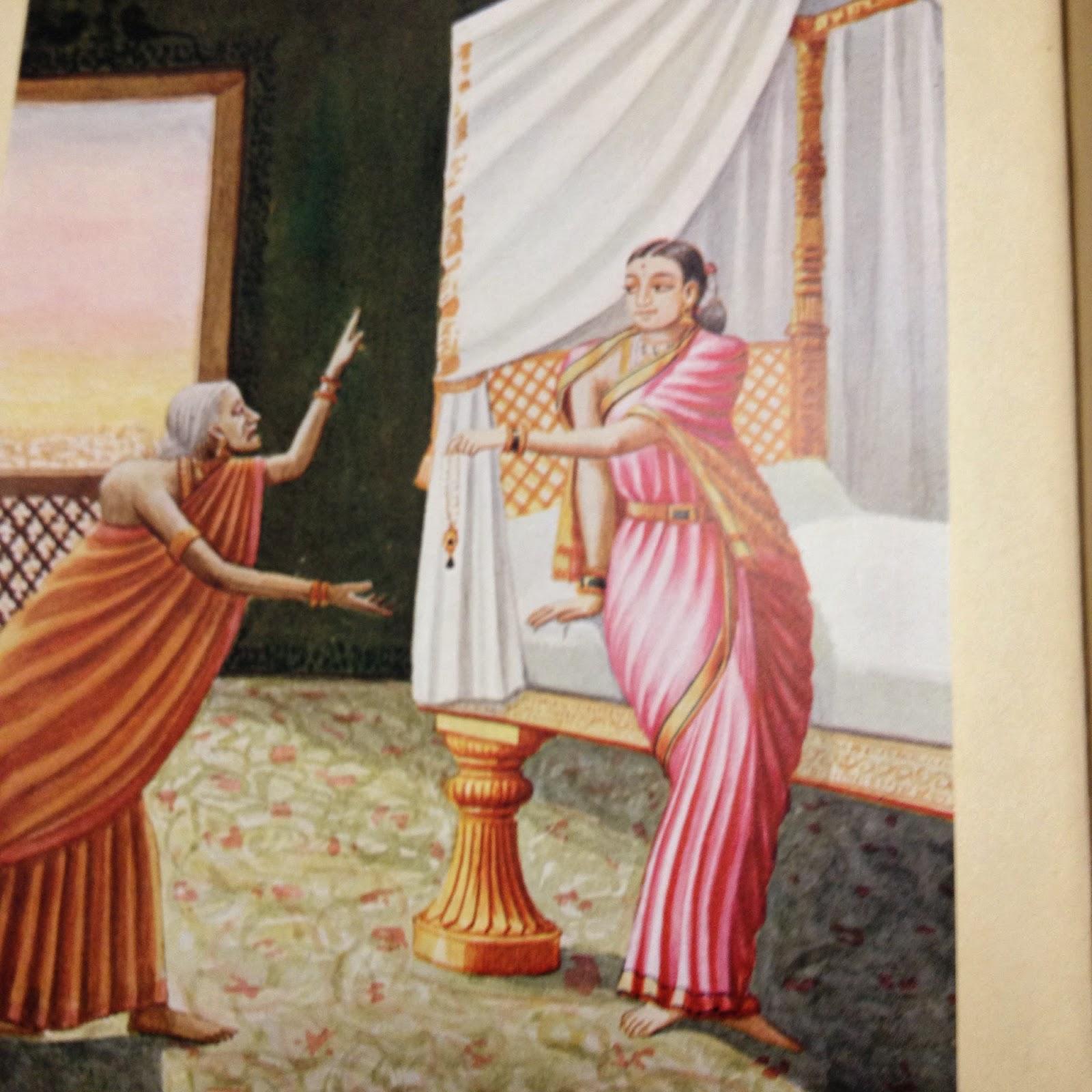 Error Log: Swami's Indology Blog: Ayodhya Kanda Of Ramayana In Pictures