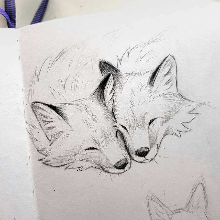 04-Loving-wolves-Kleevia-www-designstack-co