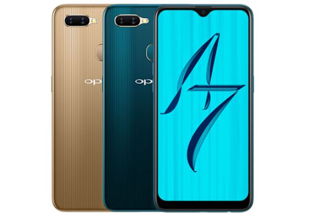 Free Download ROM Official Oppo A7 CPH1901EX_11_A.08 New Update