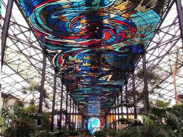 Cosmovitral Jardín Botánico del Edomex