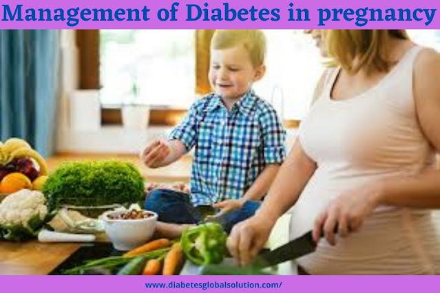Management of Diabetes in Pregnancy
