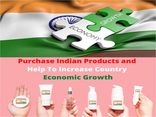 Boost Indian Economy