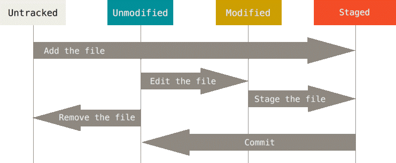 The lifecycle of the status of your files PARAM Blog