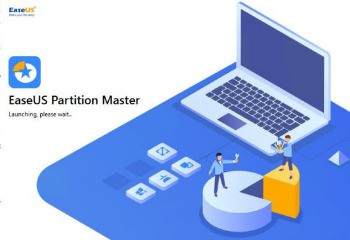 EaseUS Partition Master 13.8 WinPE Edition