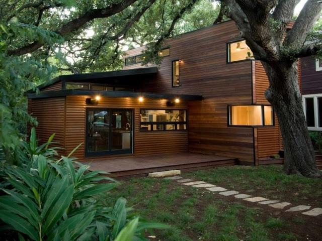 Desain minimalist rumah impian dengan nuansa alam