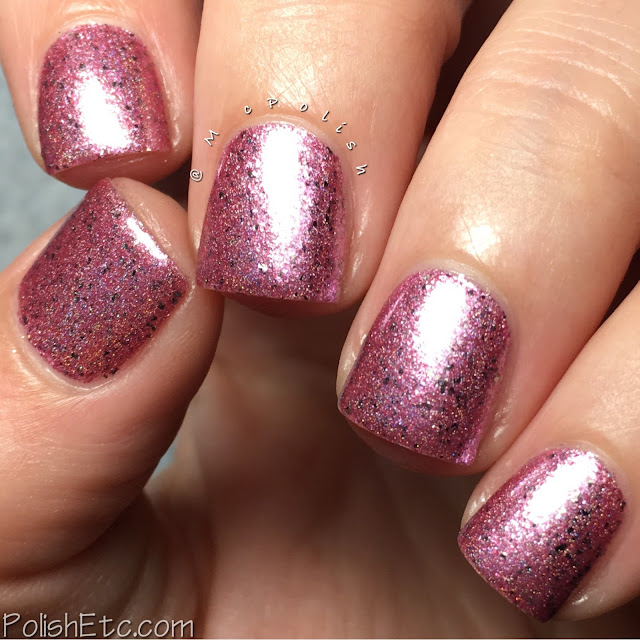 Takko Lacquer - Heart Shaped Box - McPolish