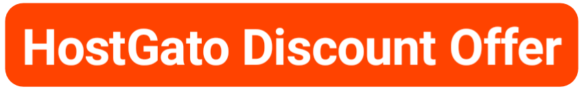 HostGato Discount Offer