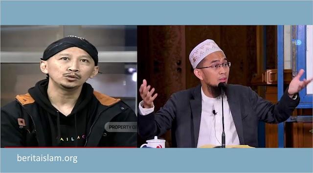 Abu Janda dan ustadz Adi Hidayat | Abu Janda vs Ustadz Adi Hidayat